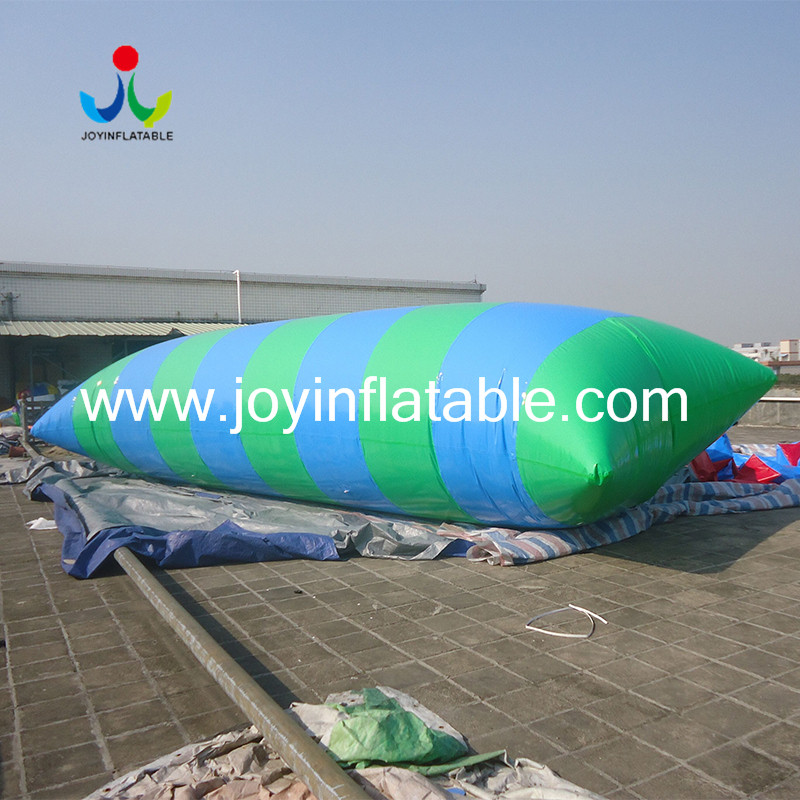 JOY inflatable floating water park personalized for children-6