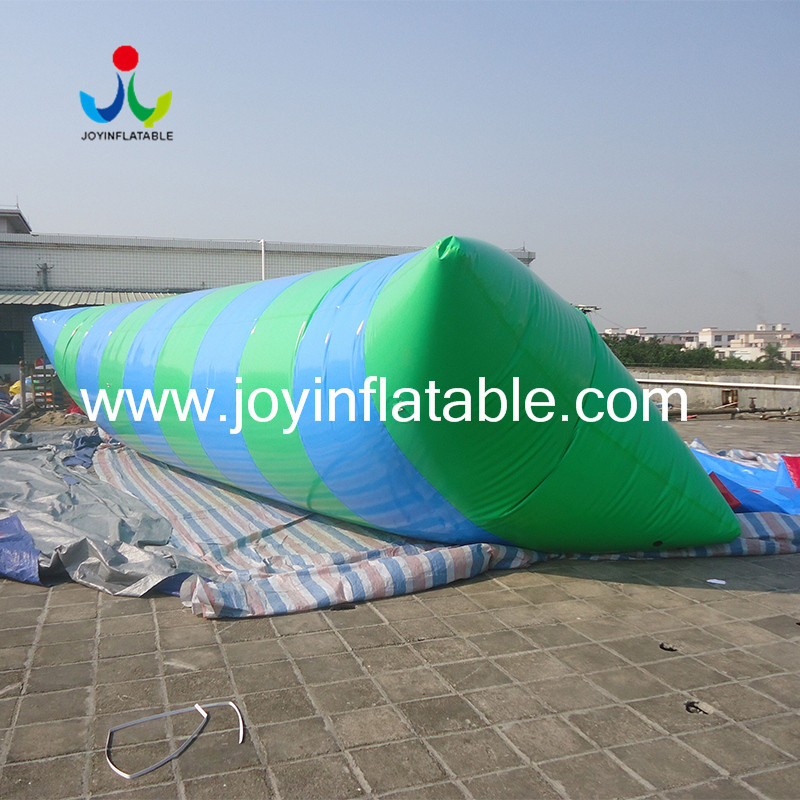 JOY inflatable floating water park personalized for children-9
