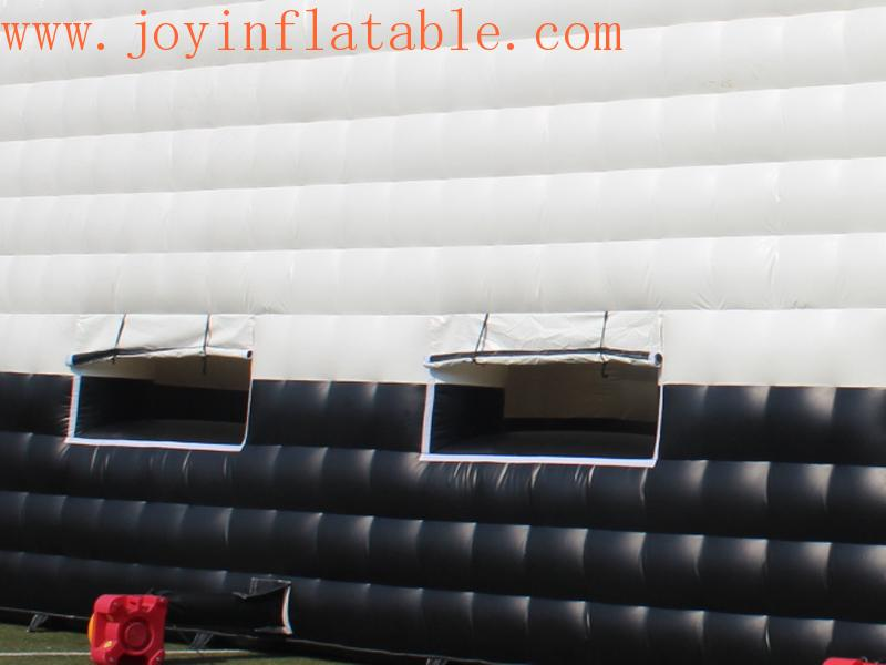 Hot Sale Customized Cube Gain Inflatable Exhibition Tent-9