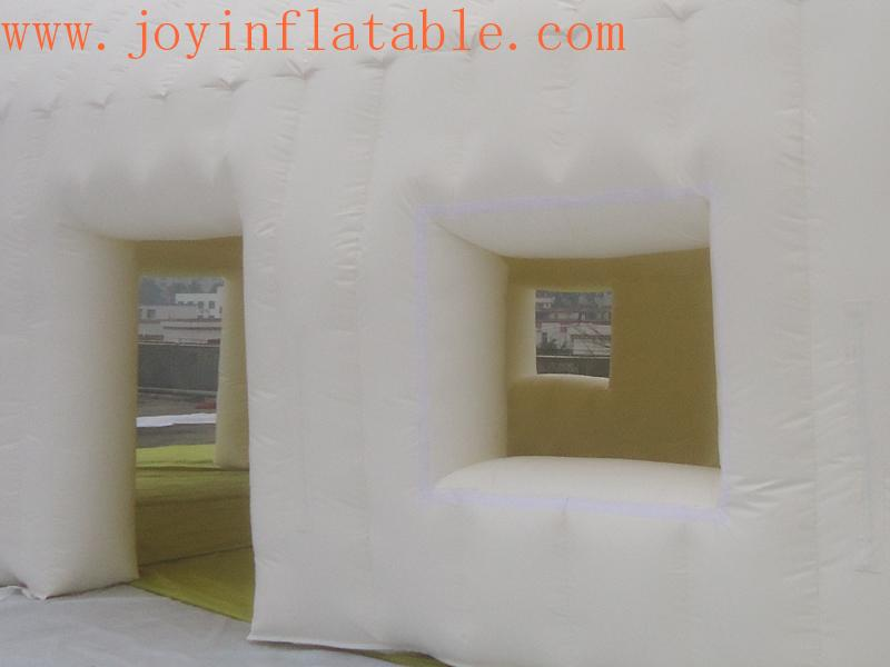 Hot Sale Customized Cube Gain Inflatable Exhibition Tent-10