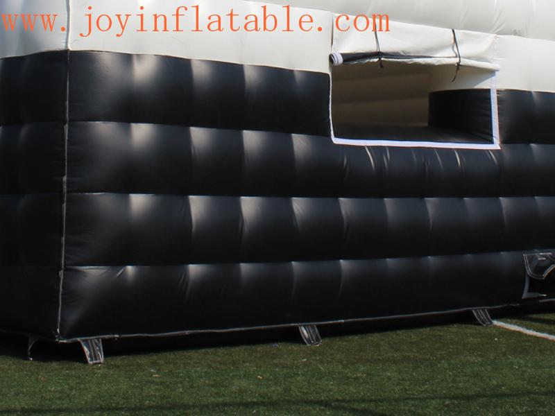 Hot Sale Customized Cube Gain Inflatable Exhibition Tent-11