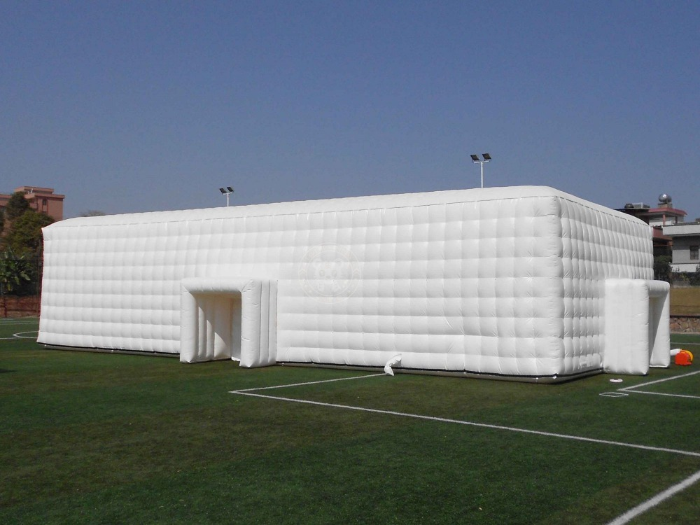 Hot Sale Customized Cube Gain Inflatable Exhibition Tent-12