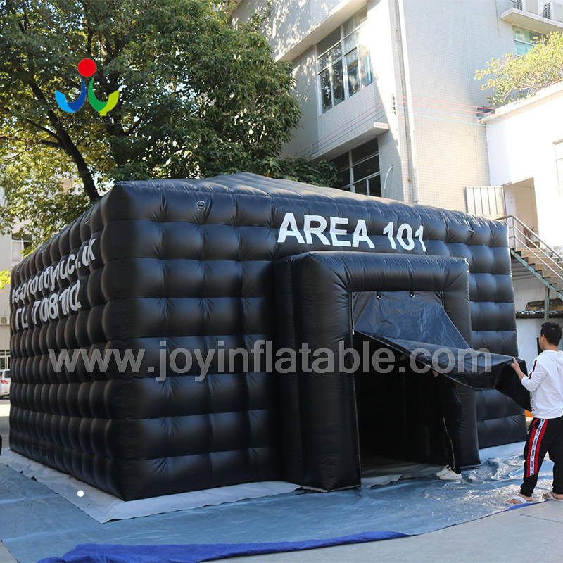Inflatable Escape the Room For With LED Light Video