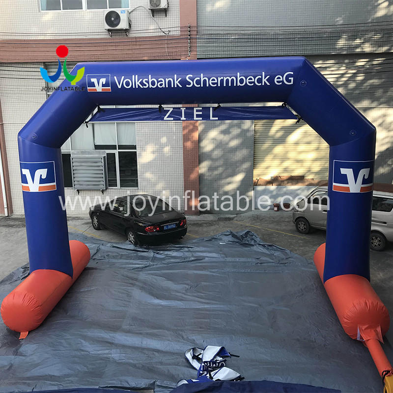 inflatable arch wholesale for outdoor JOY inflatable
