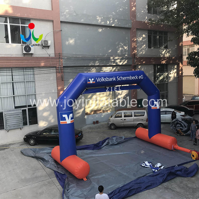 Inflatable Arched Door for the Outdoor Advertising Event Video