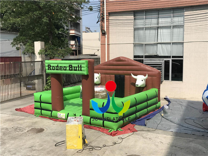 Mechanical Bull Application Video sent by Russia Customer