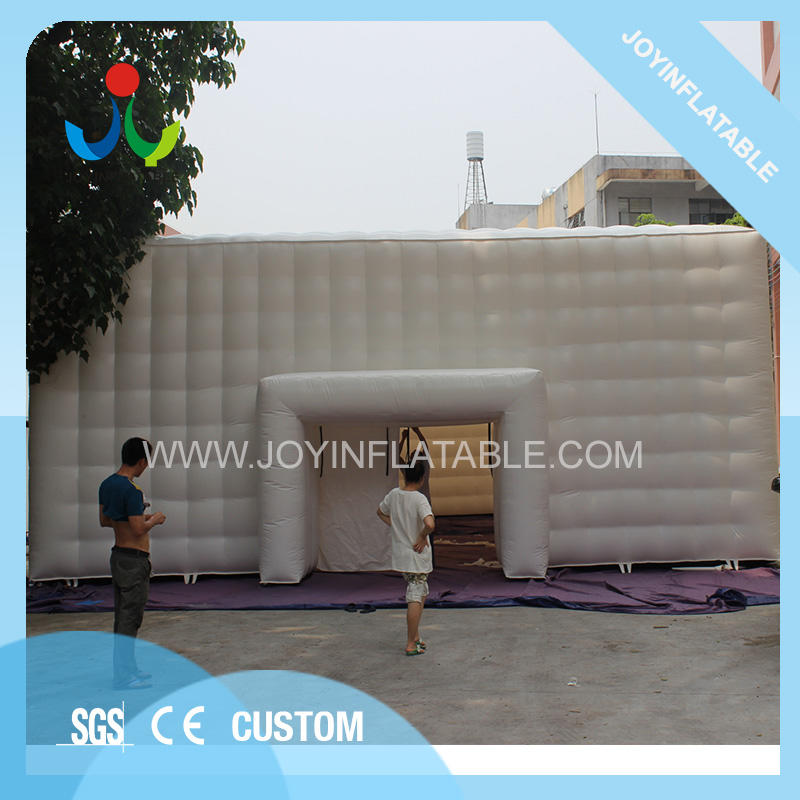 JOY inflatable games inflatable marquee tent personalized for child