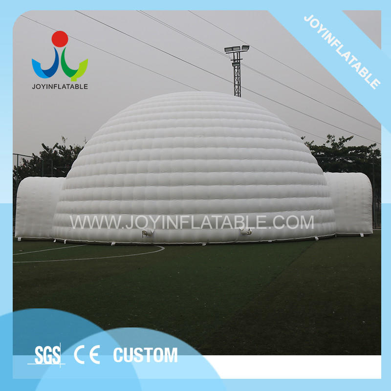 light igloo party tent customized for children