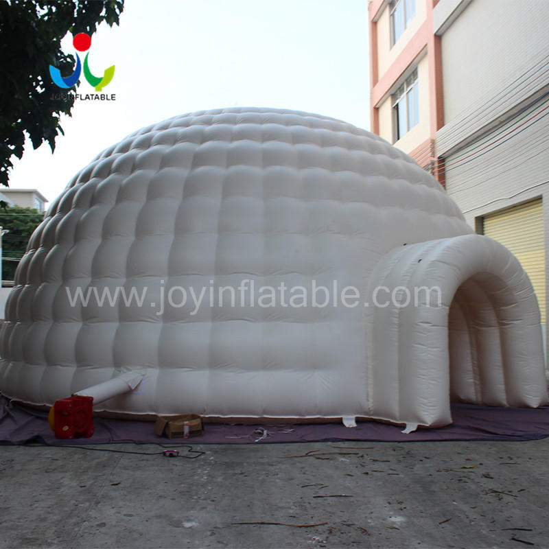 JOY inflatable inflatable igloo customized for kids