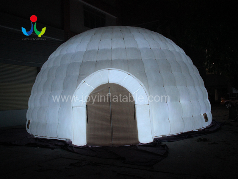 JOY inflatable inflatable igloo customized for kids-4