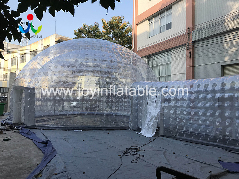 Inflatable Wedding Tent with LED Light for The Outdoor Party Event-5