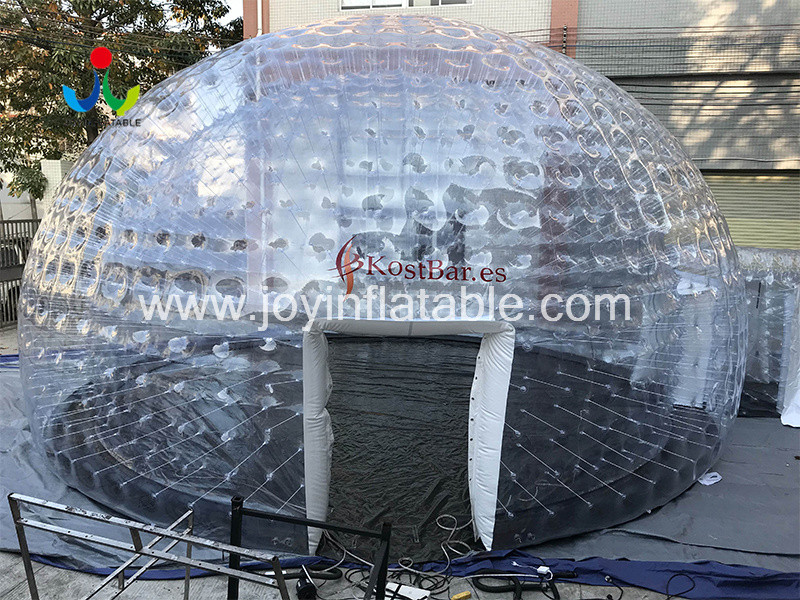 Inflatable Wedding Tent with LED Light for The Outdoor Party Event-7