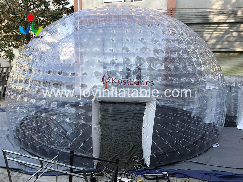 Inflatable Wedding Tent with LED Light for The Outdoor Party Event