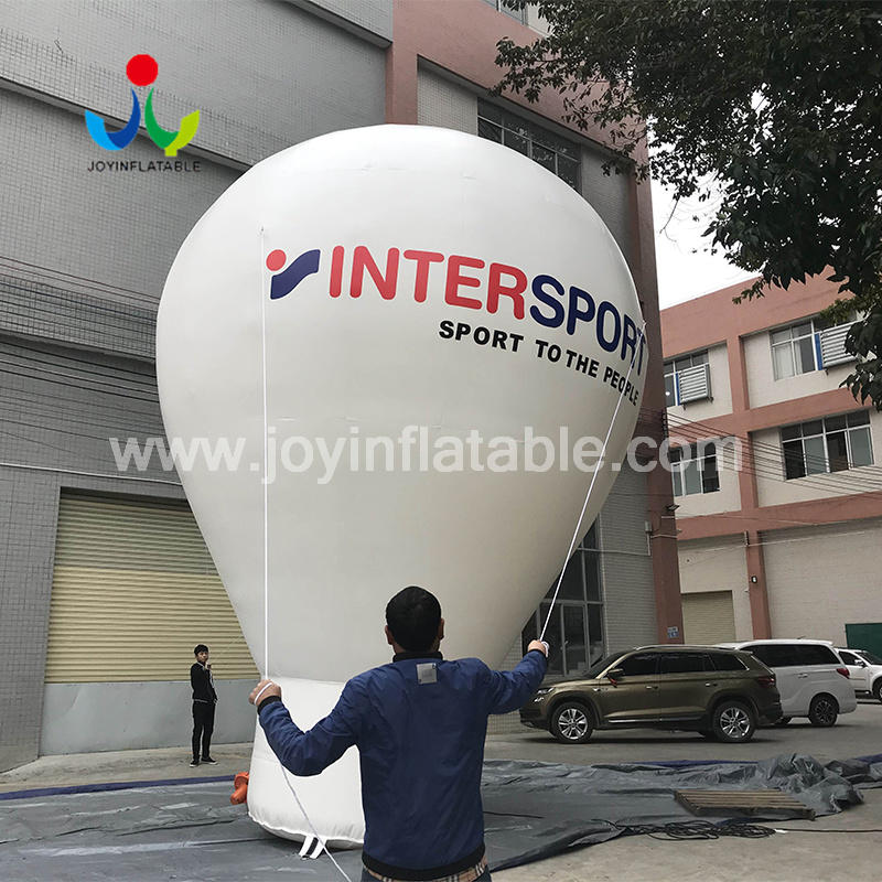 Outdoor Advertising Inflatable Cold Air Ground Balloon