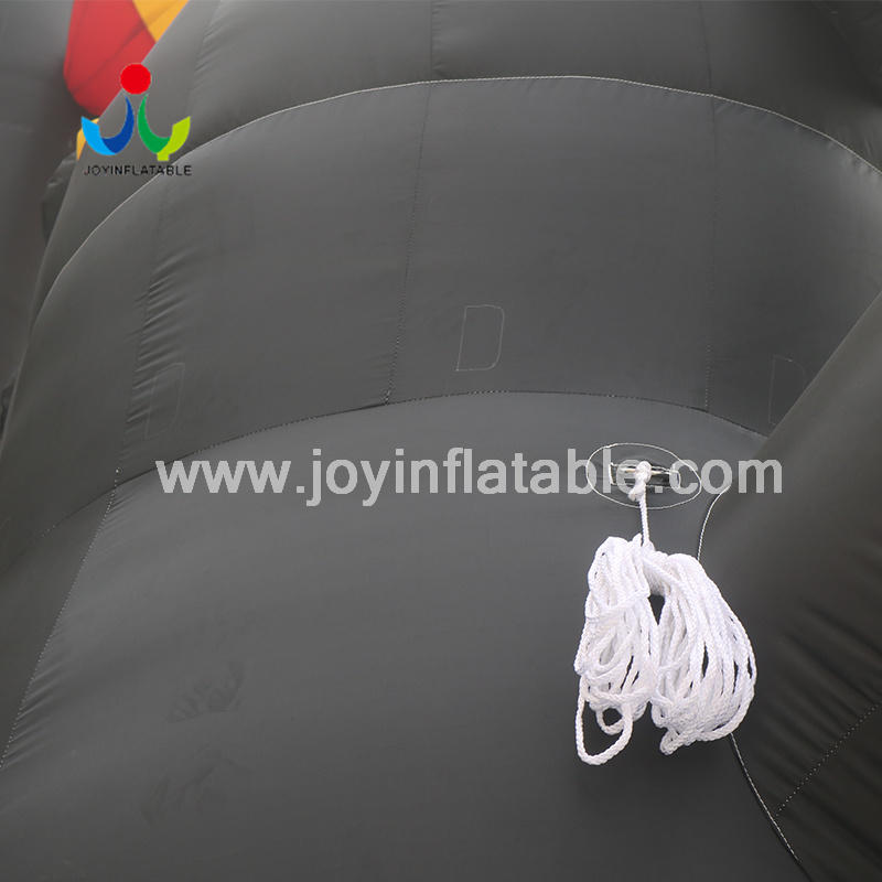 Outdoor Giant Inflatable Cartoon Characters Models With Logo for Advertising
