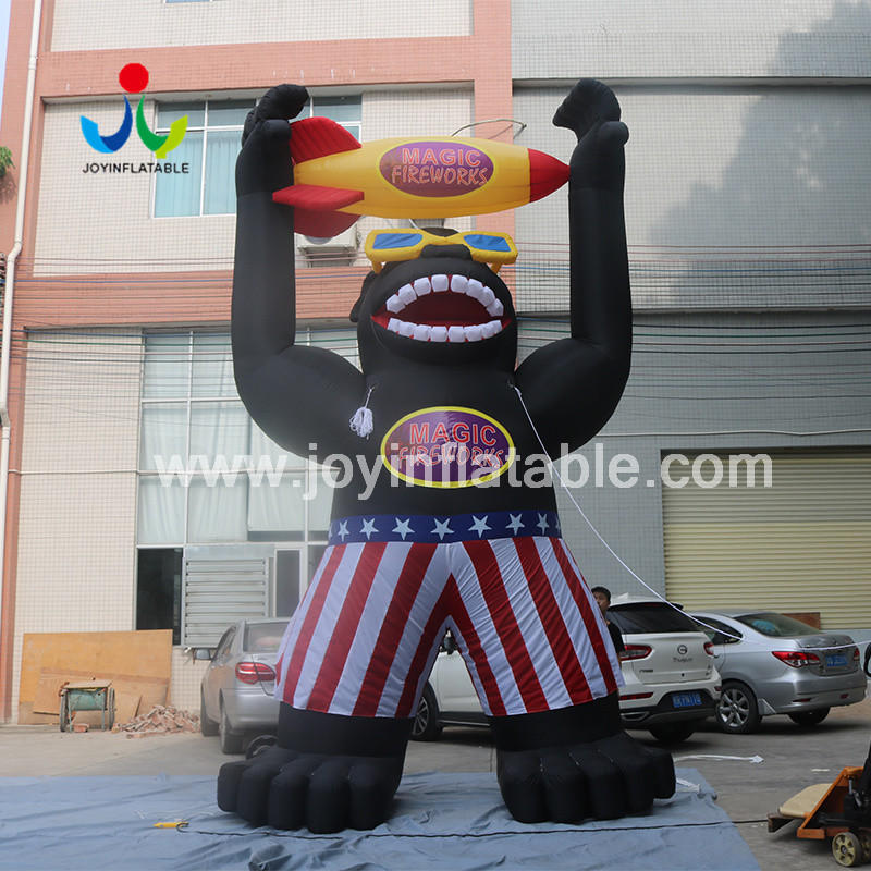 JOY inflatable amusement inflatable man with good price for outdoor