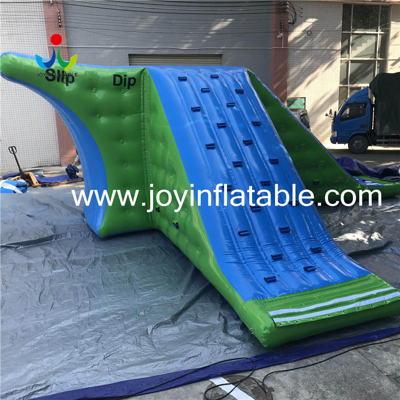 Factory Custom Outdoor Inflatable Floating Water Park And Water Island Video