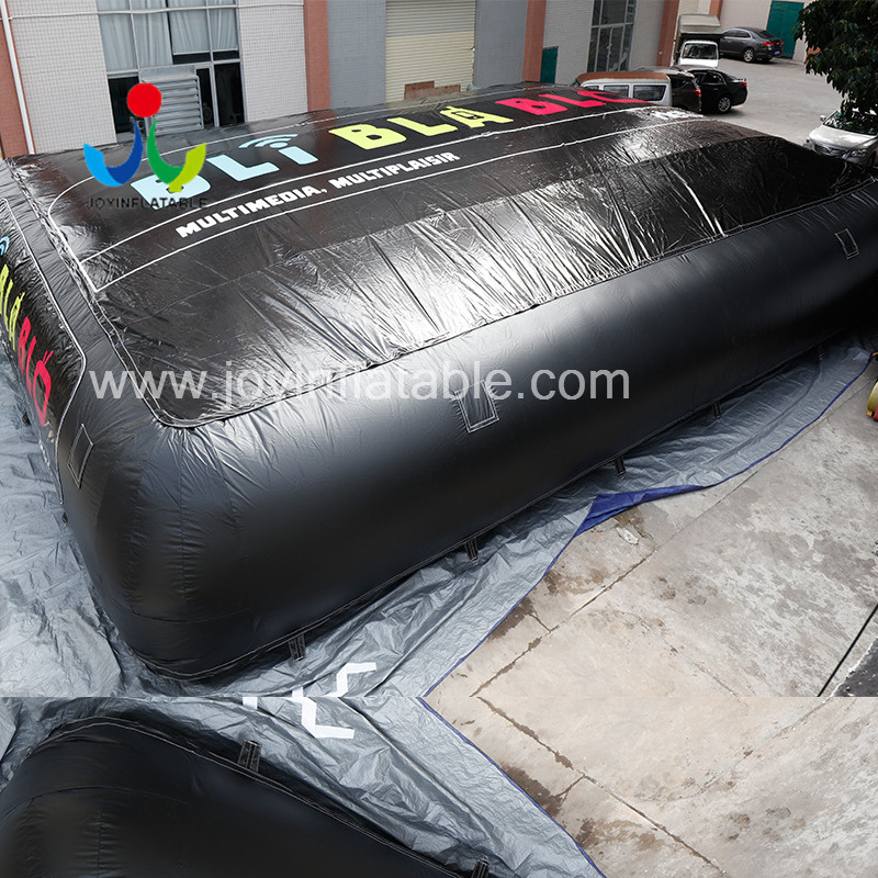 inflatable crash pad for children JOY inflatable-4
