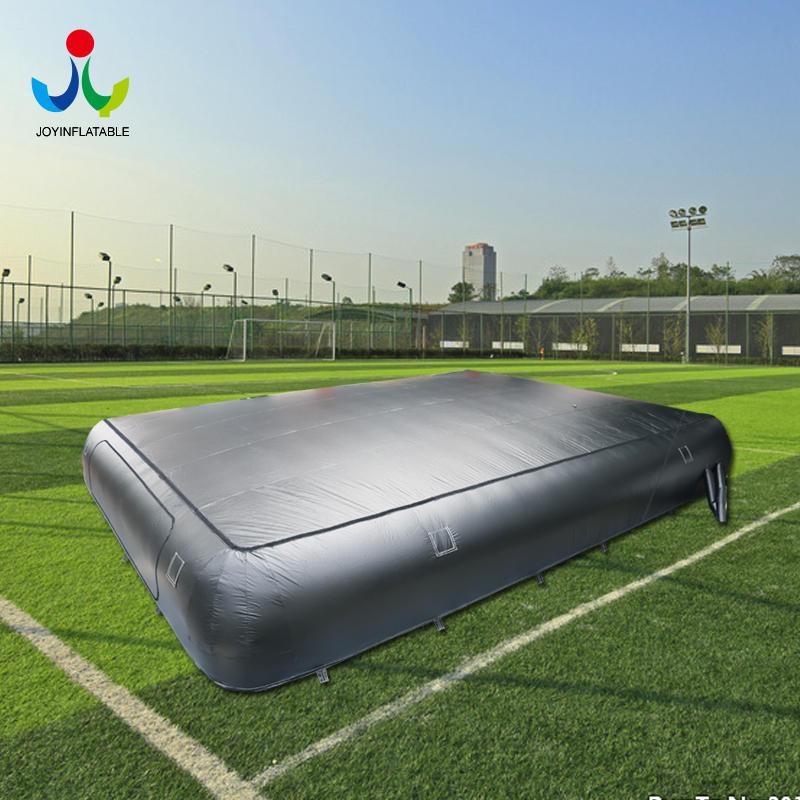 Freefall Double Airbag Jump Platform