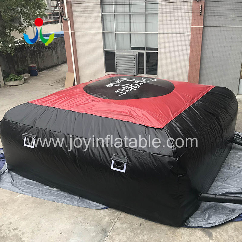 Big Inflatable Stunt Airbag for Sale for Stunt Sport