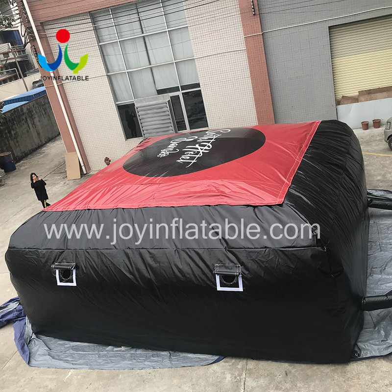 JOY inflatable gymnastics inflatable landing pad for children-6