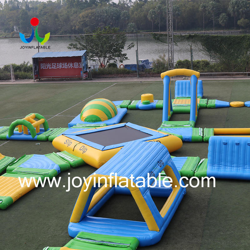 Inflatable Water Island For Outdoor Sea Water Sports