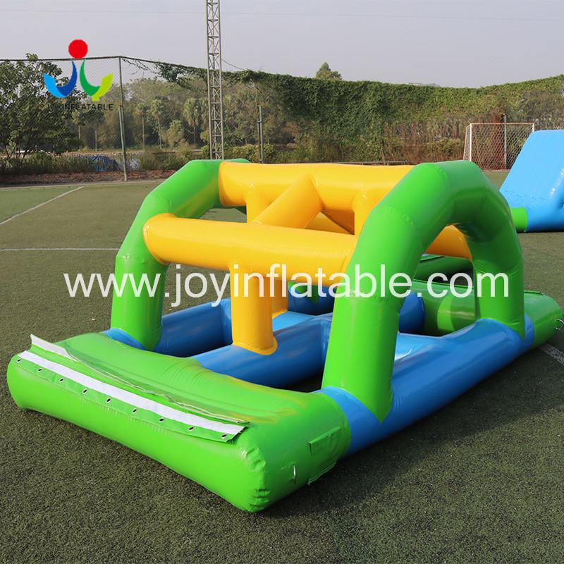JOY inflatable huge water trampoline design for outdoor-4