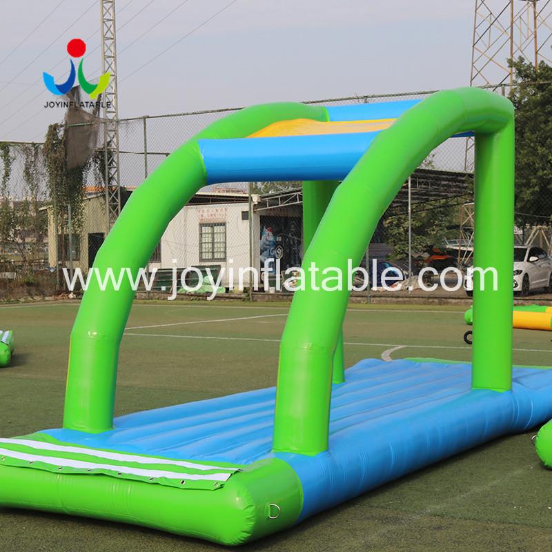 JOY inflatable huge water trampoline design for outdoor-5