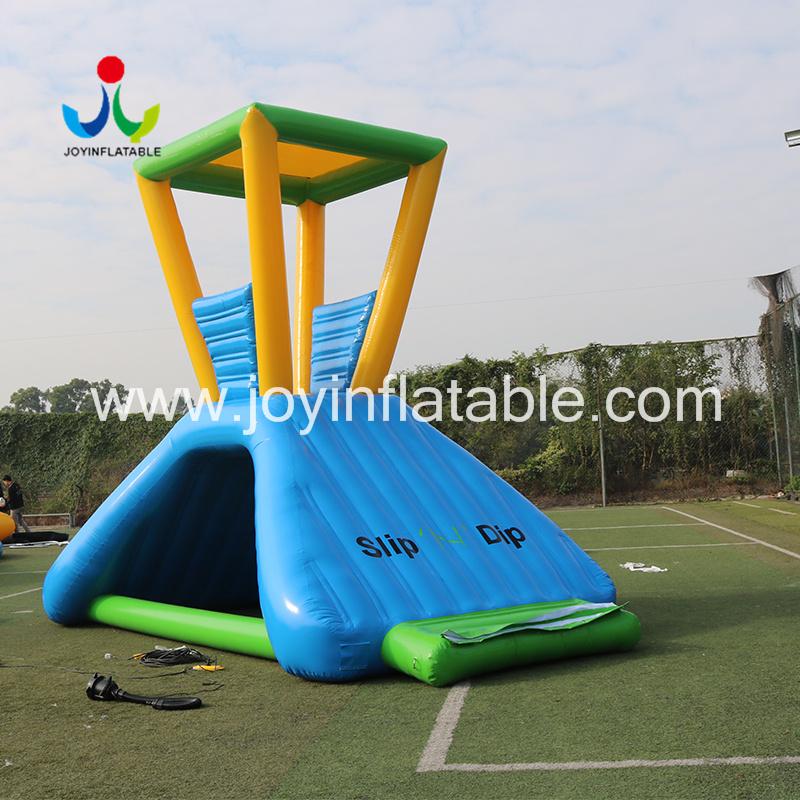 JOY inflatable huge water trampoline design for outdoor-6