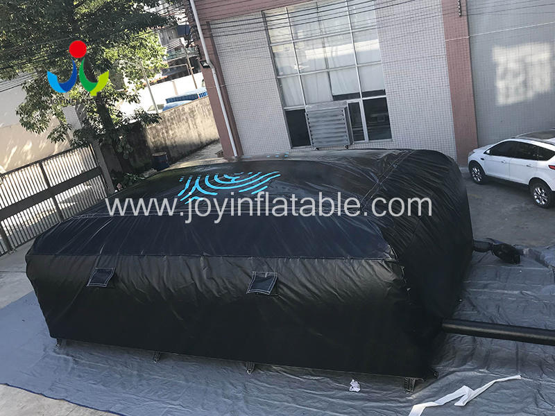 Inflatable Pillow FMX Air Bag For Outdoor Stunt Sport Event Video