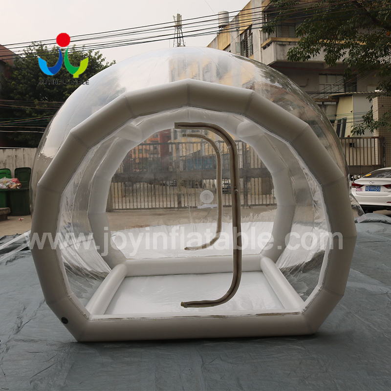 JOY inflatable rolling ball bubble tent purchase for child-6