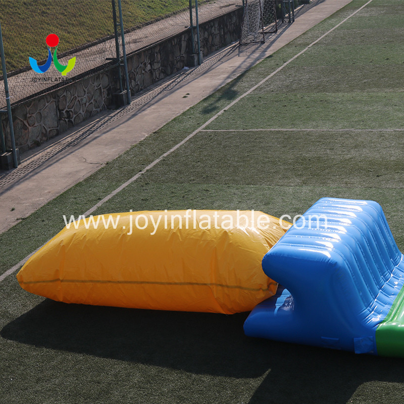 JOY inflatable inflatable lake trampoline design for kids-4