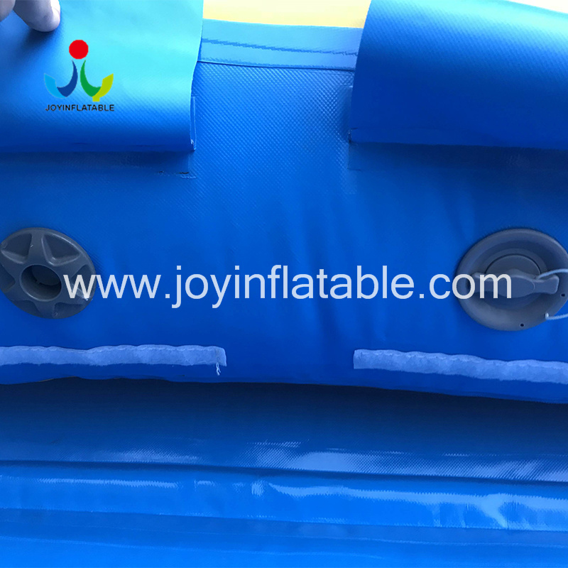 inflatable lake trampoline with good price for kids-11