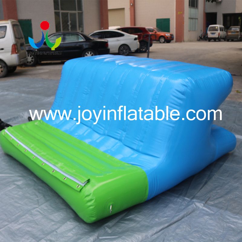 inflatable lake trampoline with good price for kids-6