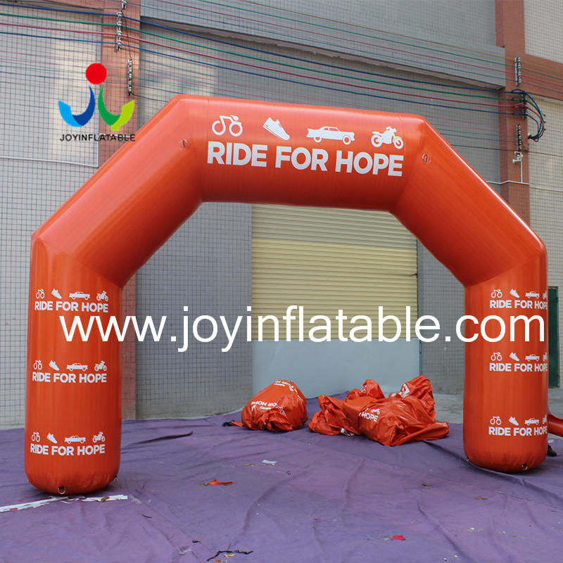 Inflatable Arch Gate For The Outdoor Event Entrance