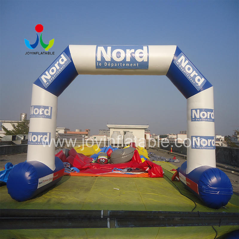 Inflatable Advertising Arch For Outdoor Activities Event