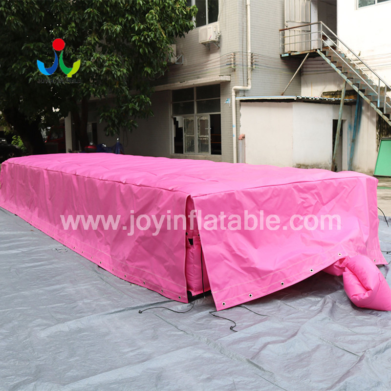 JOY inflatable airbag jump customized for outdoor-4