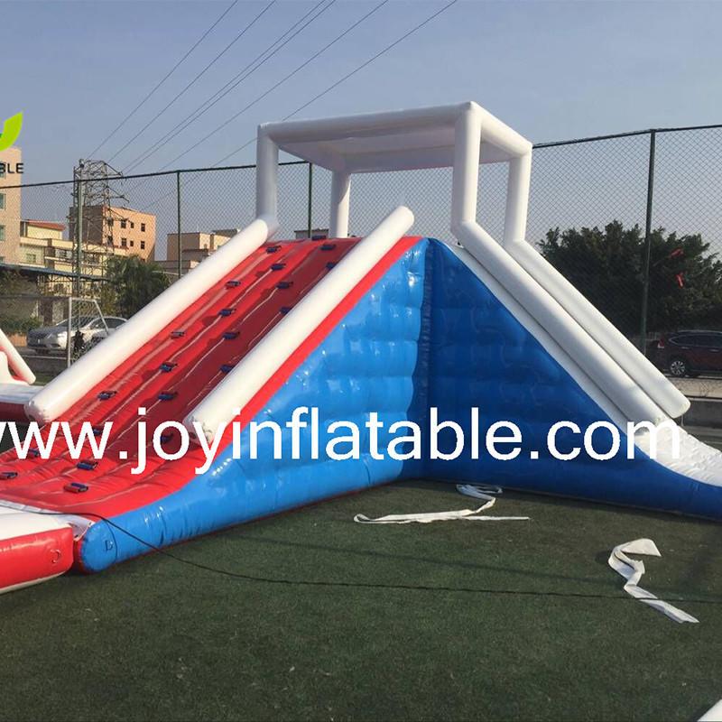 rocker inflatable water trampoline supplier for children