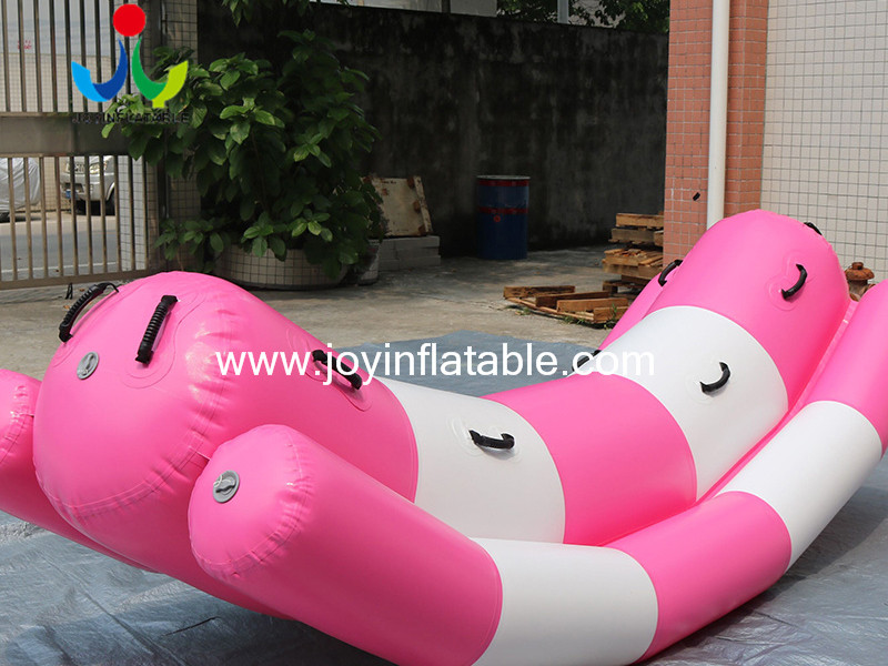 JOY inflatable trampoline water park design for child-5
