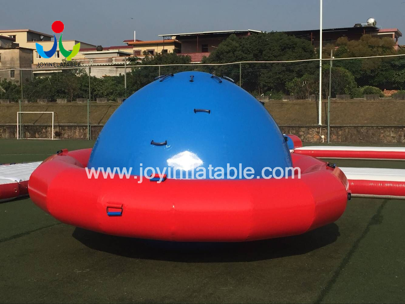 JOY inflatable trampoline water park design for child-6