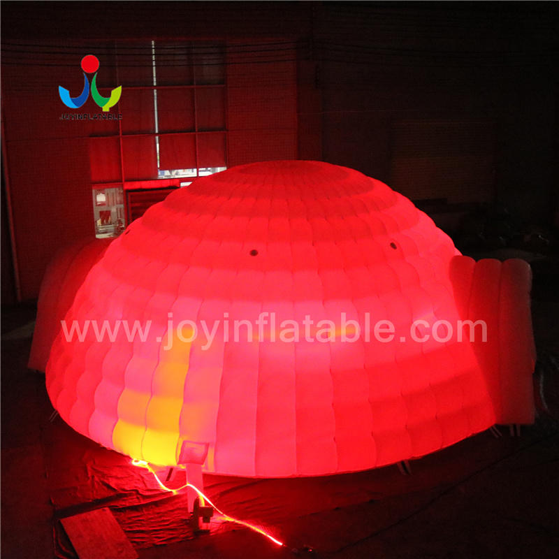 8 Meters Inflatable Dome Tent For Wedding Party Event