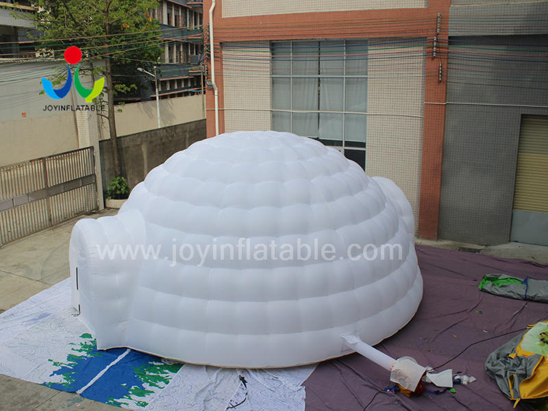 8 Meters Inflatable Dome Tent For Wedding Party Event Video