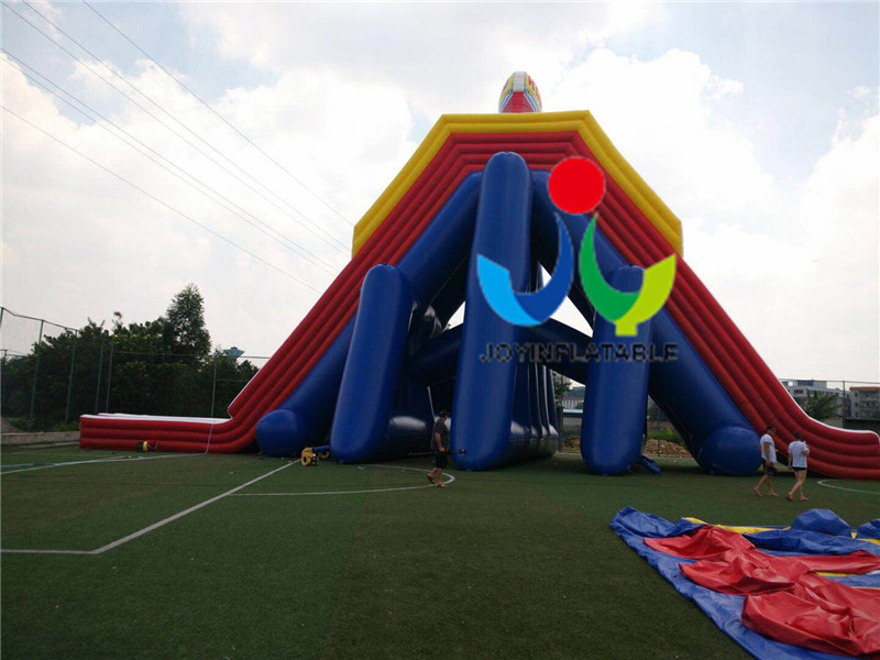 Giant  Size Outdoor Playground Inflatable Water Slides For Adults-5