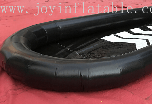 Customized Inflatable City Street Water Slide-10