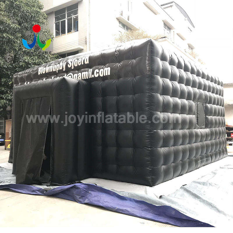 Inflatable Portable Party Tent for Outdoor Sport Event With LED Light