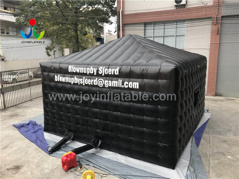 Inflatable Portable Party Tent for Outdoor Sport Event With LED Light  Video