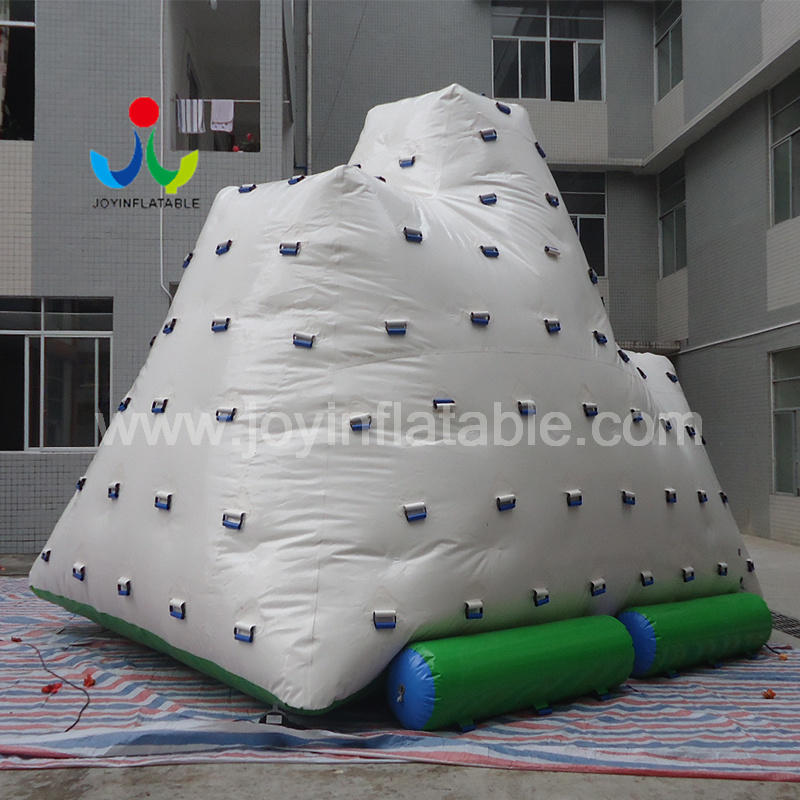 Inflatable Custom Floating Water Ice Mountain Sport Game Toy
