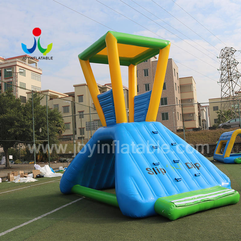 Commercial Inflatable Floating watchtower Ocean Water Park
