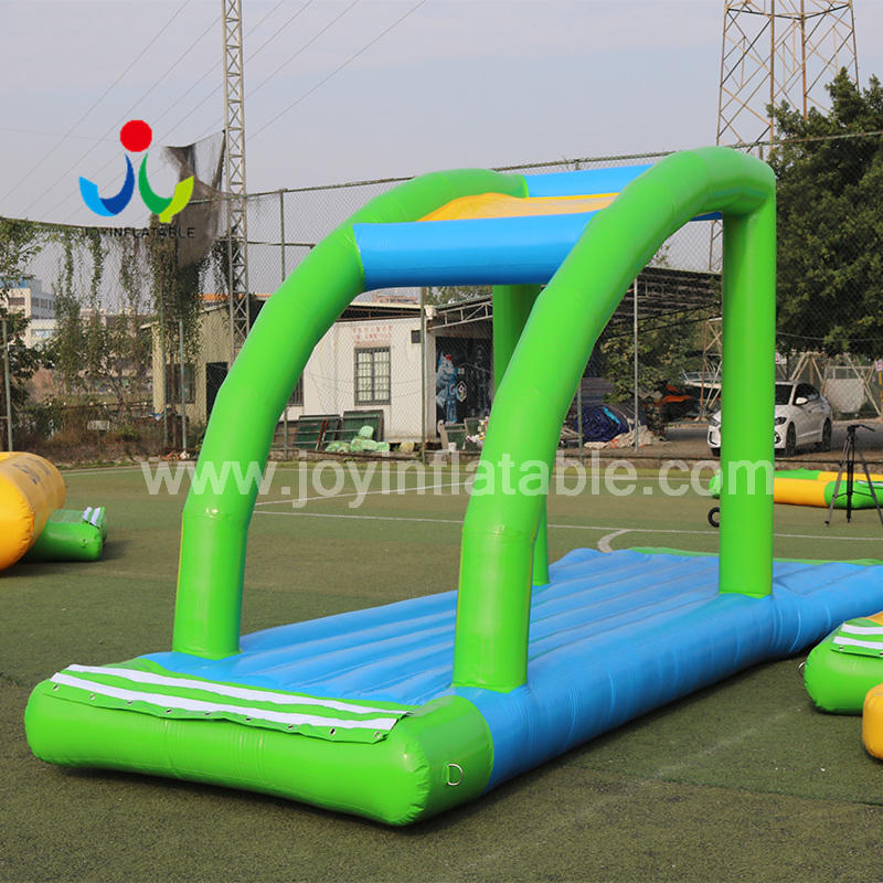 Inflatable Aqua  Action Tower Ocean Park Water Game Toys