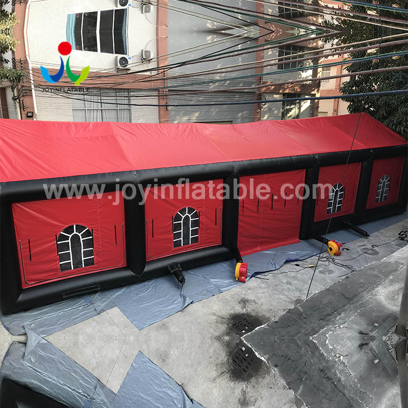 Outdoor Inflatable Cube Family Wedding Party Lighting Tent